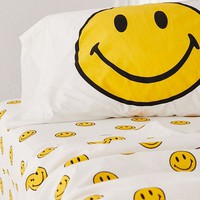 Chinatown Market For UO Smiley Sheet Set | Urban Outfitters