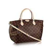 DCCK Louis Vuitton LV Monogram Canvas Turenne GM Tote Bag Handbag Article: M48815