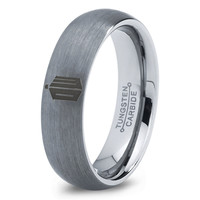 Doctor Who Ring Time Lord Design Ring Mens Fanatic Geek Sci Fi Science Fiction Boys Girl Womens Doctor Who Time Lord Fathers Day Gift Tungsten Carbide 84