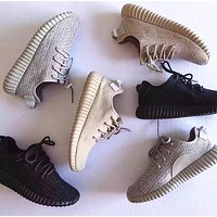 """""""Adidas"""" Women Yeezy Boost Running Sneakers Sports Shoes (5-color)"""