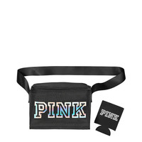 Cooler + Coozie - PINK - Victoria's Secret