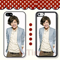 One Direction, Harry, iPhone 5 case iPhone 5c case iPhone 5s case iPhone 4 case iPhone 4s case, Samsung Galaxy S3 \S4 Case --X50801