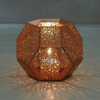 Tom Dixon Bubble-Etched Candleholder by Anthropologie