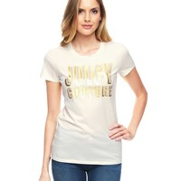 Logo Juicy Couture Tee by Juicy Couture