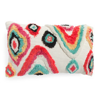 Made In India 14x24 Abstract Pillow - Throw Pillows - T.J.Maxx