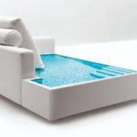 Water Beds, Take Two Funky ?Liquid? Furniture Ideas | Designs & Ideas on Dornob