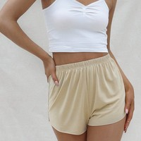 City Sky Mango Lounge Shorts