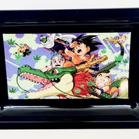 Colorful Metal Rolling Tray - Dragon Ball-Z