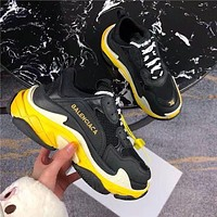 Balenciaga Stylish and versatile Daddy shoes, light, breathable, sports casual shoes, lady-8