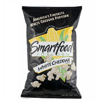 Smartfood Popcorn White Cheddar 9 oz Bags - Pack of 3
