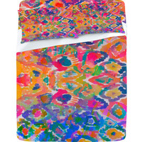 DENY Designs Home Accessories | Amy Sia Watercolour Ikat 3 Sheet Set