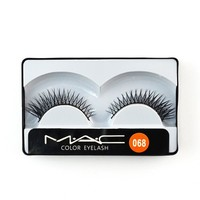 MAC Thick Long  Professional False Eyelashes [10968724428]