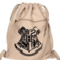 Harry Potter Hogwarts Crest Backpack