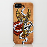 Key To My Heart iPhone & iPod Case by Katie Simpson   Society6