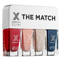 Formula X The Match CLIX! – Nail Polish Set