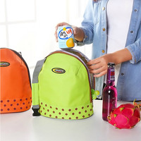 Hot New Insulated Tote Lunch Bag Picnic Box Waterproof Canvas Cooler Thermal Food Drinks Hand Bag Lunchbox For Adults Kids