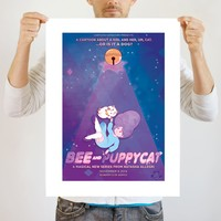Bee and PuppyCat Premiere