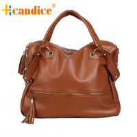 Modern Fashion Lady Handbag Shoulder Bag Tote Purse Leather Women Messenger Jn99