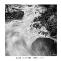 Wild Water. Into The Mountains by Guido Montañés