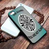 haven tv show the guard you not alone Iphone 4 4s 5 5s 5c 6 6plus 7 case / cases