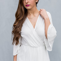 WEB EXCLUSIVE: Southern Cotton Romper