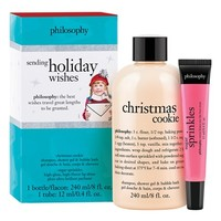Women's philosophy 'sending you holiday wishes' duo , 8.4 oz (Limited Edition)