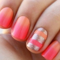 Nail Trend: Accent Nails