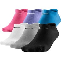 Nike Women's Lightweight No Show Athletic Sock 6 Pack - Dick's Sporting Goods