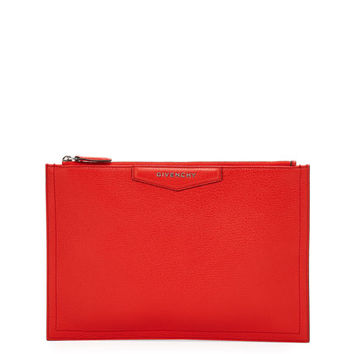 Givenchy Antigonia Medium Pouch Clutch Bag