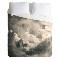 Caleb Troy Find Me Among The Stars Duvet Cover