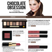 Rich Chocolate Collection | Bobbibrown.com