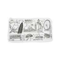 Colour-in Pencil Case - London from Eggnogg