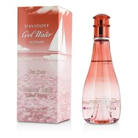 Cool Water Sea Rose Summer Seas Eau De Toilette Spray (Limited Edition) - 100ml/3.4oz