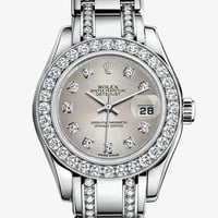 Lady-Datejust Pearlmaster