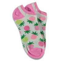 Pineapple Patterned Socks