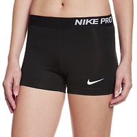 Nike Pro Women Workout Gear Shorts