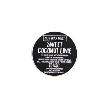SWEET COCONUT LIME