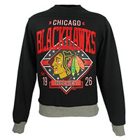 Chicago Blackhawks Game Day Crew Sweatshirt
