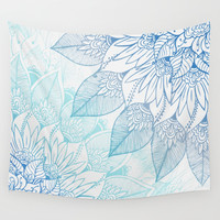 Vibe with me Wall Tapestry by rskinner1122