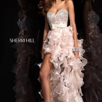 Sherri Hill 21158 at Prom Dress Shop