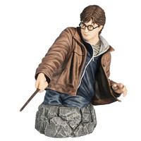 Harry Potter Deathly Hallows Gentle Giant Mini Bust