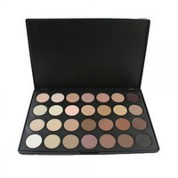 28 Color Warm Neutral Eyeshadow Palette
