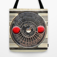 Exposure Time Tote Bag by RichCaspian | Society6