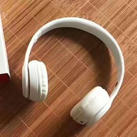 Fashion Beats solo3 wireless Headphone wireless bluetooth headset white H-PSXY