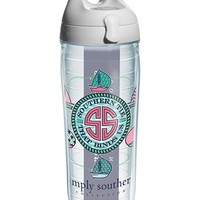 Simply Southern® Southern Tie - Wrap with Lid   Water Bottle   Tervis®
