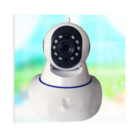Smart Home Camera 720P High Definity WIFI Monitoring Mobile Phone Wireless Camera Online Monitoring   +32G TF card