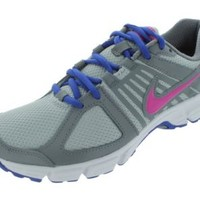 New Nike Downshifter 5 Grey/Blue/Pink Ladies 6