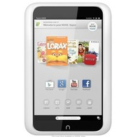 Barnes & Noble NOOK HD Tablet 8GB White Android Tablet w/ Google Play - BNTV400