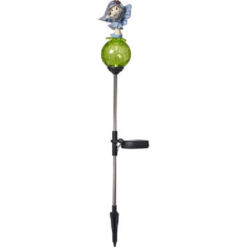 Precious Moments Garden Gifts Forest Fairy Led Solar Stake - 171442 NOW HERE