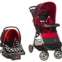 Disney Amble Travel System (IC224) (Mickey Silhouette) TR343CLV
